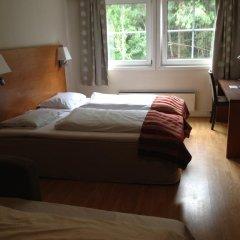 Marché Rygge Vest Airport Hotel 3* Стандартный семейный номер с двуспальной кроватью