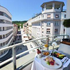 Best Western Premier Hotel Slon балкон