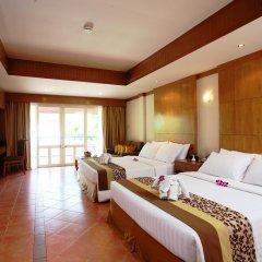 Отель Horizon Patong Beach Resort & Spa 3* Стандартный семейный номер разные типы кроватей фото 5