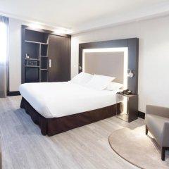 Отель Novotel Madrid Center 4* Стандартный номер с различными типами кроватей фото 3