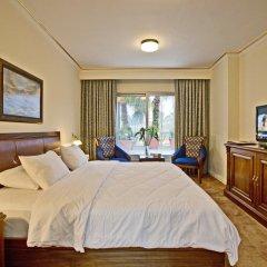 Отель Amman International 4* Представительский номер с различными типами кроватей