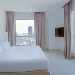 Ramada Hotel & Suites by Wyndham JBR 4* Апартаменты с двуспальной кроватью
