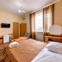 Гостиница Кузбасс комната для гостей