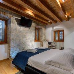 Отель Villa Marta 4* Улучшенные апартаменты с различными типами кроватей фото 12