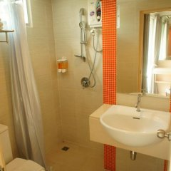 Отель Bs Residence Suvarnabhumi 3* Улучшенный номер фото 9