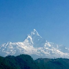 Отель View Point Непал, Покхара - отзывы, цены и фото номеров - забронировать отель View Point онлайн фото 14
