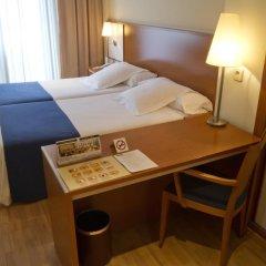 Отель Sorolla Centro 3* Стандартный номер с двуспальной кроватью фото 4