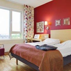 Отель Scandic Solsiden 3* Стандартный номер с различными типами кроватей