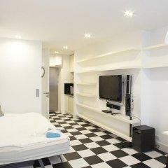 Отель Goodnight Warsaw 3* Студия с различными типами кроватей фото 9