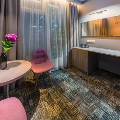 Мини-Отель Панорама Сити 3* Номер Комфорт с различными типами кроватей