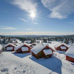 Отель Lillehammer Fjellstue 3* Коттедж с различными типами кроватей фото 21