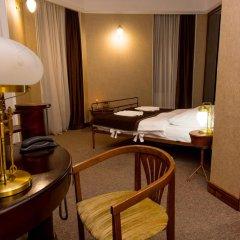 Отель Boutique Villa Mtiebi 4* Стандартный семейный номер с двуспальной кроватью фото 6