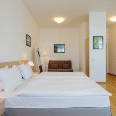 Апарт-отель Имеретинский Заповедный квартал Улучшенная студия с разными типами кроватей фото 2