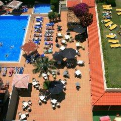 Dorisol Mimosa Hotel 3* Студия с различными типами кроватей фото 10