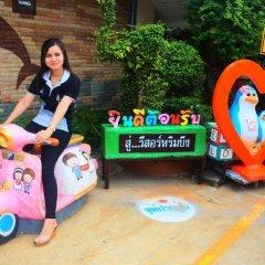 Отель Rimbueng Resort Pranburi 3* Стандартный номер с различными типами кроватей фото 11