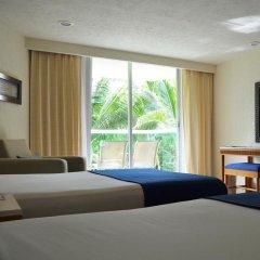 Отель Park Royal Cozumel - Все включено 4* Номер Делюкс с различными типами кроватей фото 9