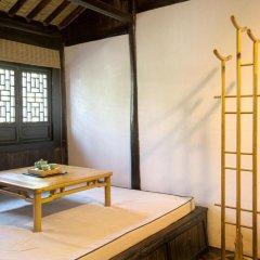 Отель Suzhou Shuian Lohas Вилла с различными типами кроватей фото 13