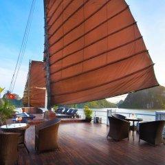 Отель Halong Apricot Cruise балкон