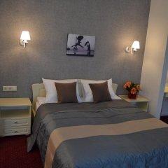 Гостиница Ajur 3* Люкс двуспальная кровать фото 7