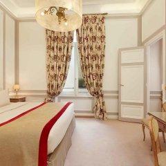 Hotel Regina Louvre 5* Номер Делюкс с двуспальной кроватью фото 3