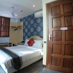 Отель LVIS boutique Мальдивы, Северный атолл Мале - отзывы, цены и фото номеров - забронировать отель LVIS boutique онлайн комната для гостей фото 4