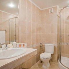 Отель Platinum Hotel & Casino Болгария, Солнечный берег - отзывы, цены и фото номеров - забронировать отель Platinum Hotel & Casino онлайн ванная фото 2