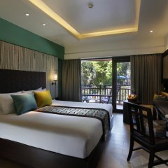 Patong Merlin Hotel 4* Стандартный номер с двуспальной кроватью