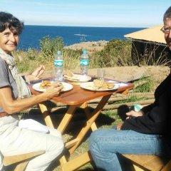 Отель Titicaca Lodge питание фото 3