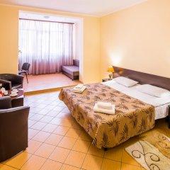 Comfort Hotel Львов комната для гостей фото 3