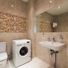 Отель Katrin Apartments Латвия, Юрмала - отзывы, цены и фото номеров - забронировать отель Katrin Apartments онлайн ванная