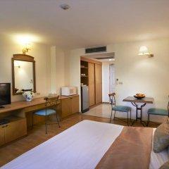 Отель Ravipha Residences 3* Студия с различными типами кроватей фото 3