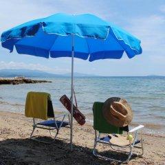 Отель Daniil's Seafront Apartment Греция, Ситония - отзывы, цены и фото номеров - забронировать отель Daniil's Seafront Apartment онлайн пляж