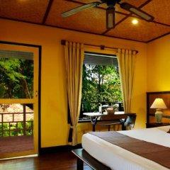 Отель Baan Krating Phuket Resort 3* Номер Делюкс с двуспальной кроватью фото 11