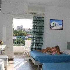 Отель Gorgona 3* Стандартный номер с 2 отдельными кроватями фото 3