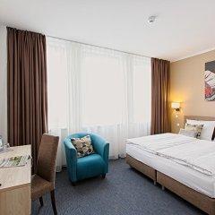 BO Hotel Hamburg 3* Стандартный номер с различными типами кроватей фото 5