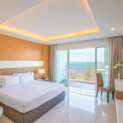 Отель Chanalai Hillside Resort, Karon Beach 4* Улучшенный номер с двуспальной кроватью