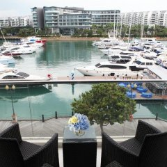 Отель One15 Marina Club 4* Стандартный номер фото 8