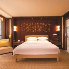 Отель Grand Hyatt Shanghai Номер категории Премиум с различными типами кроватей фото 3