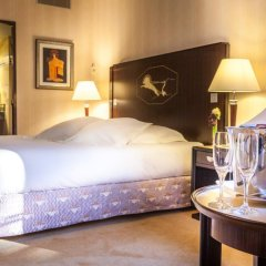 L'Hotel du Collectionneur Arc de Triomphe 5* Улучшенный номер разные типы кроватей фото 3