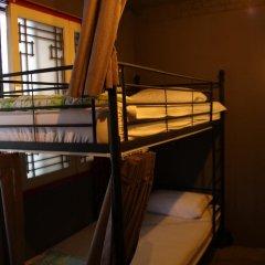 Mr.Comma Guesthouse - Hostel Кровать в общем номере с двухъярусной кроватью фото 10
