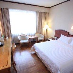 Guangzhou Hotel 3* Стандартный номер с разными типами кроватей фото 6