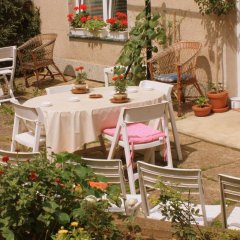 Отель Guest House Accueil chez BH Чехия, Прага - отзывы, цены и фото номеров - забронировать отель Guest House Accueil chez BH онлайн помещение для мероприятий
