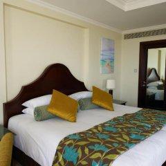 JA Beach Hotel 5* Стандартный номер с различными типами кроватей фото 8