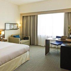 Отель Novotel Dubai Deira City Centre 4* Стандартный номер с разными типами кроватей фото 2