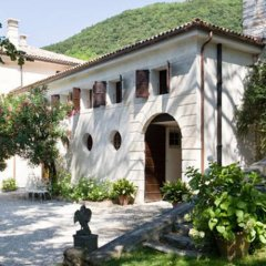 Отель Villa Barberina Вальдоббьадене парковка