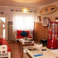 Отель SwordFish Eco-House Peniche питание