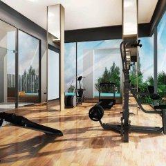 Отель Hill Myna Condotel фитнесс-зал