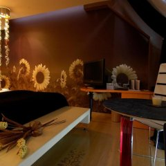 Бутик Отель Ле Фльор 4* Представительский номер разные типы кроватей фото 7