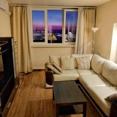 Апартаменты Apartment Oka комната для гостей фото 2