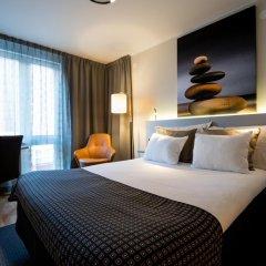 Hotel Birger Jarl 4* Стандартный номер с двуспальной кроватью фото 10